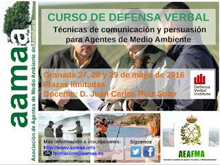 Curso de Defensa Verbal-Técnicas de Comunicación y Persuasión para Agentes de Medio Ambiente