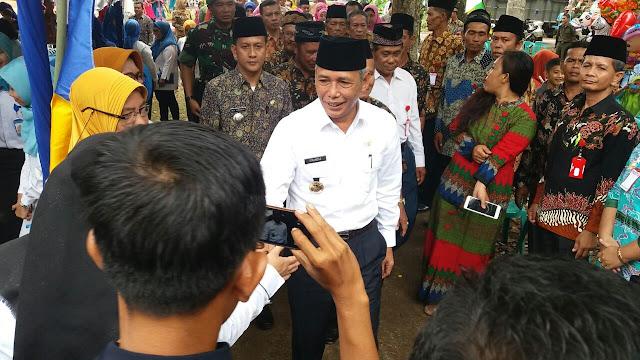 Iskandar SE : Pelantikan Proses Akhir Demokrasi