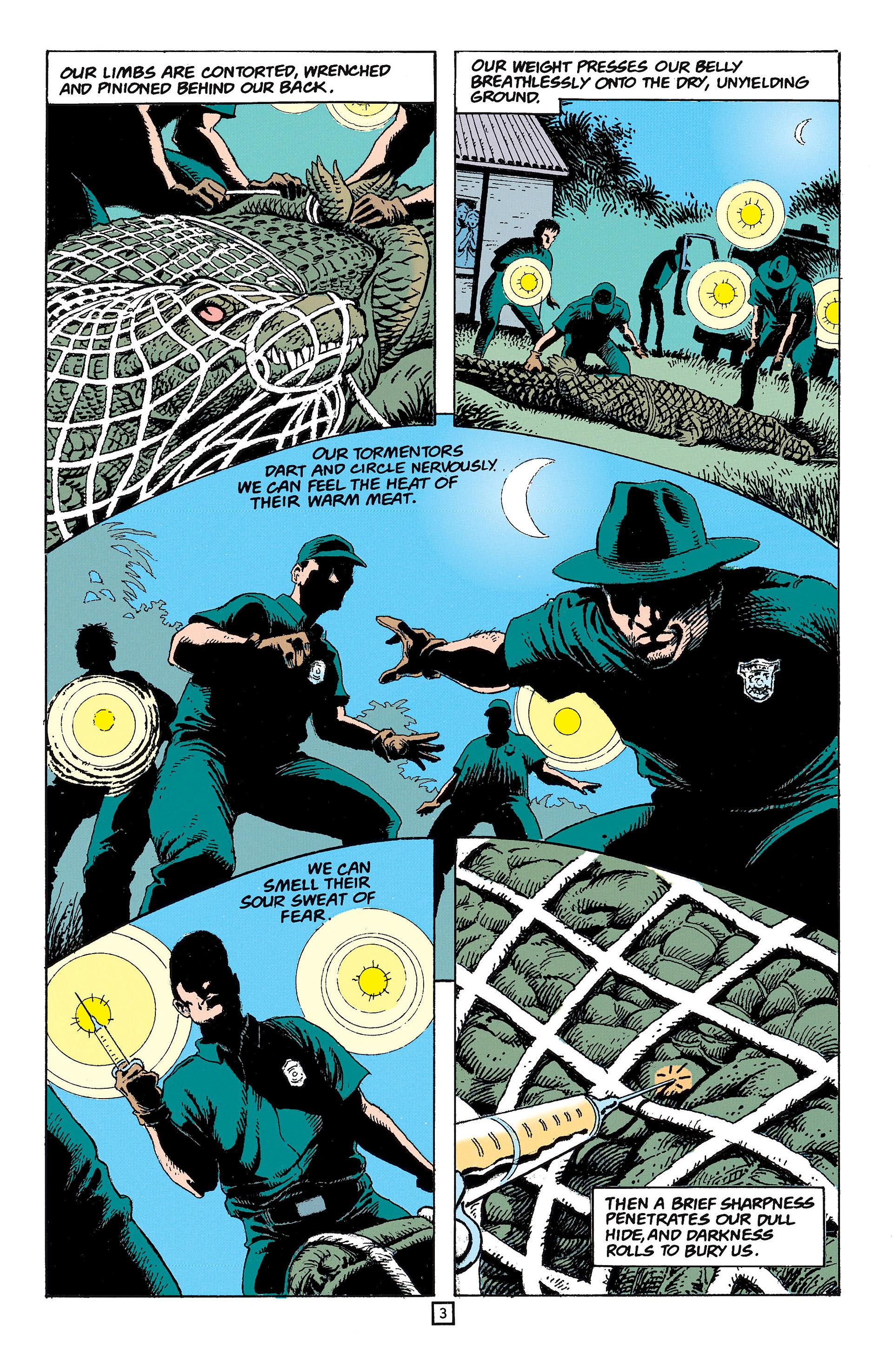 Read online Animal Man (1988) comic -  Issue #60 - 4
