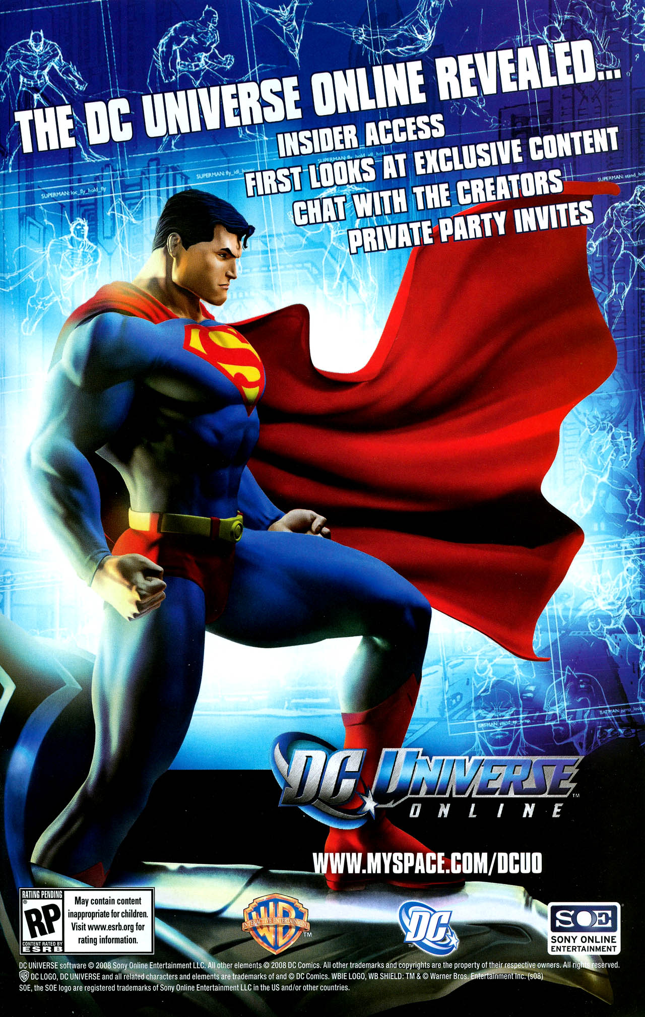 Read online Trinity (2008) comic -  Issue #5 - 34