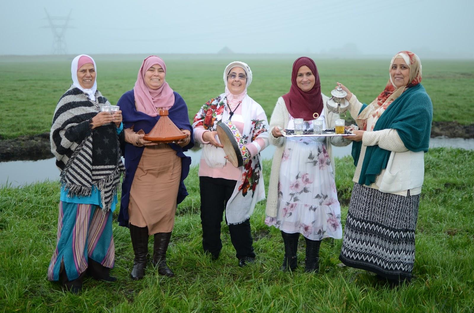 Dutch Radio: Groeten uit Holland: Marokkaanse vrouwen op ...
