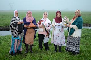 Groeten uit Holland: Marokkaanse vrouwen op ontdekkingstocht in Nederland