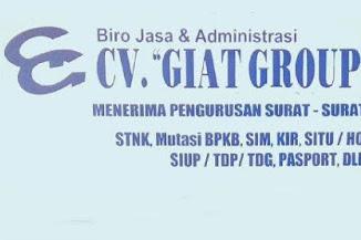 Lowongan CV. Giat Group Pekanbaru Januari 2019