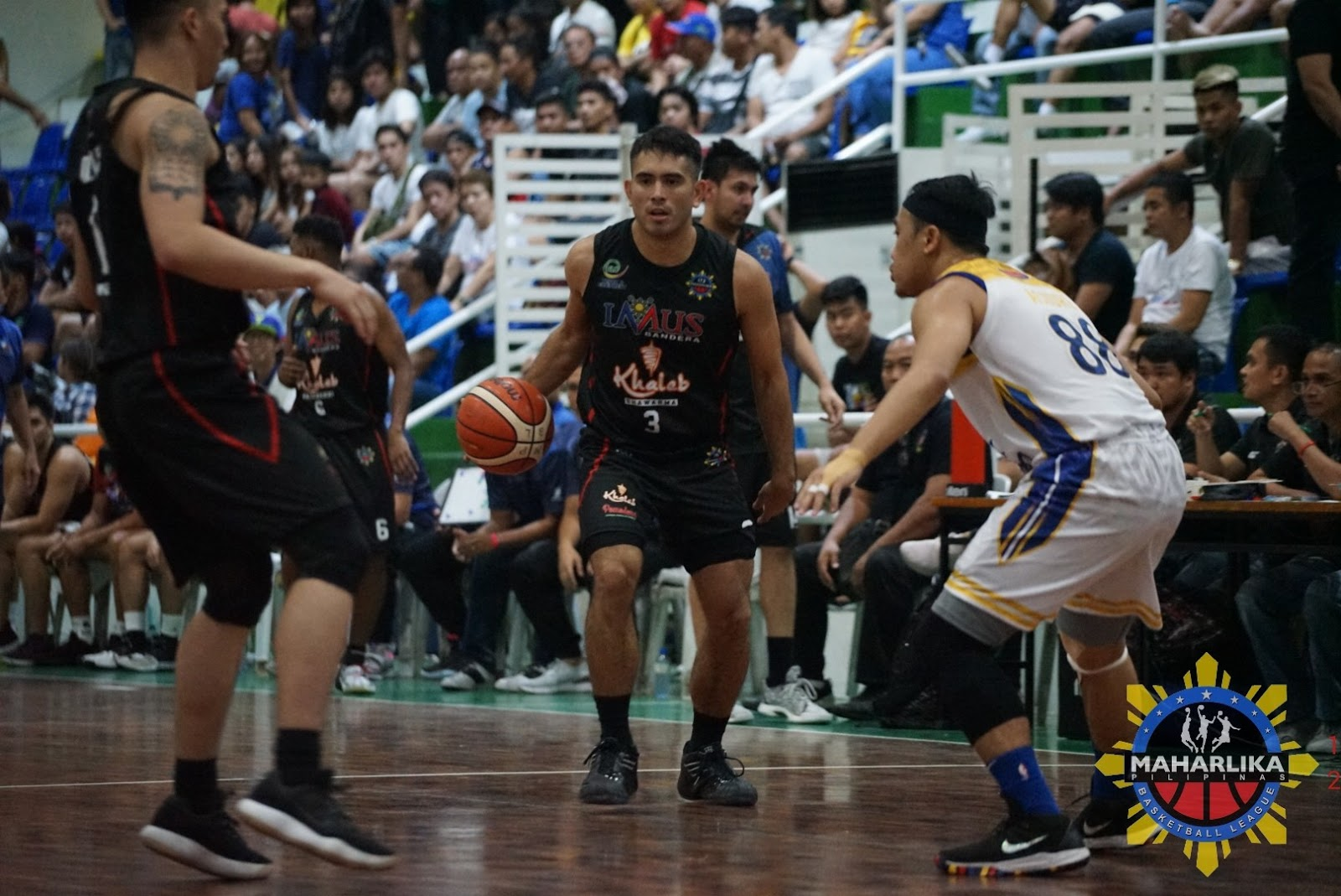 Gerald Anderson's Game Highlights Against Bacoor (VIDEO) MPBL
