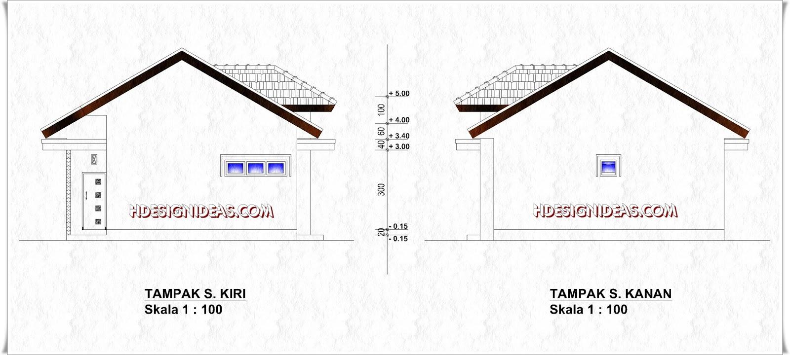Image Result For Denah Rumah Kamar Ukuran X