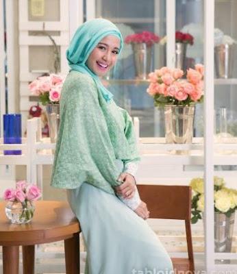 kreasi terbaru model busana muslim