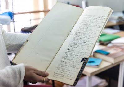 Στο φως άγνωστες ιστορίες της Εθνικής Βιβλιοθήκης