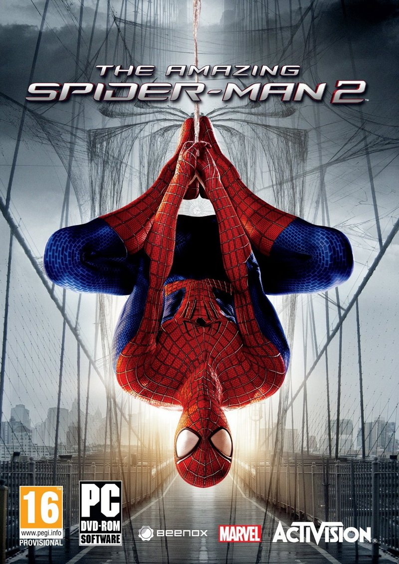 โหลดเกม pc The Amazing Spider Man 2 bundle