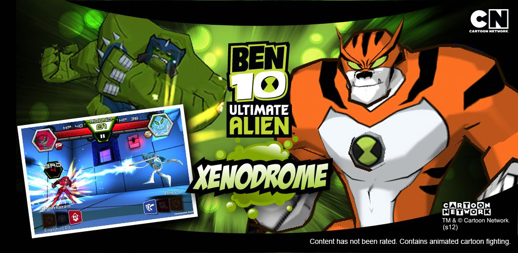 Transform, battle, and level up in BEN 10 Ultimate Alien Xenodrome: Play as Ben Tennyson and unlock his alien powers as he takes on the evils of the galaxy. Enjoy solo story mode or battle against other players.