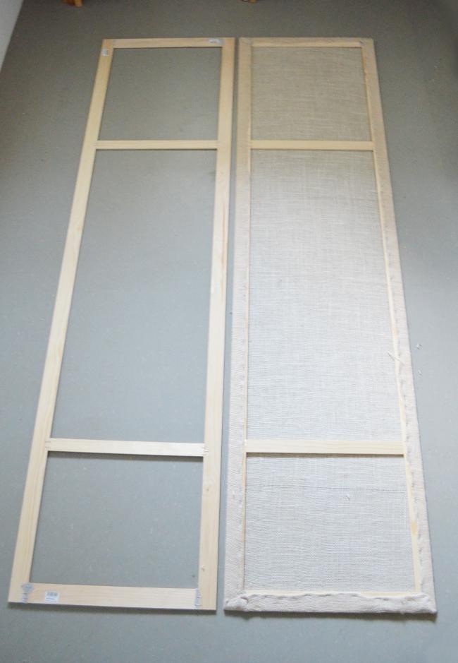 Make it boho : DIY   Simple & Natural Jute Closet