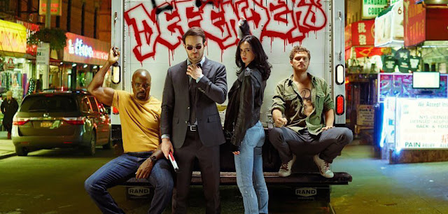 Daredevil y los defensores
