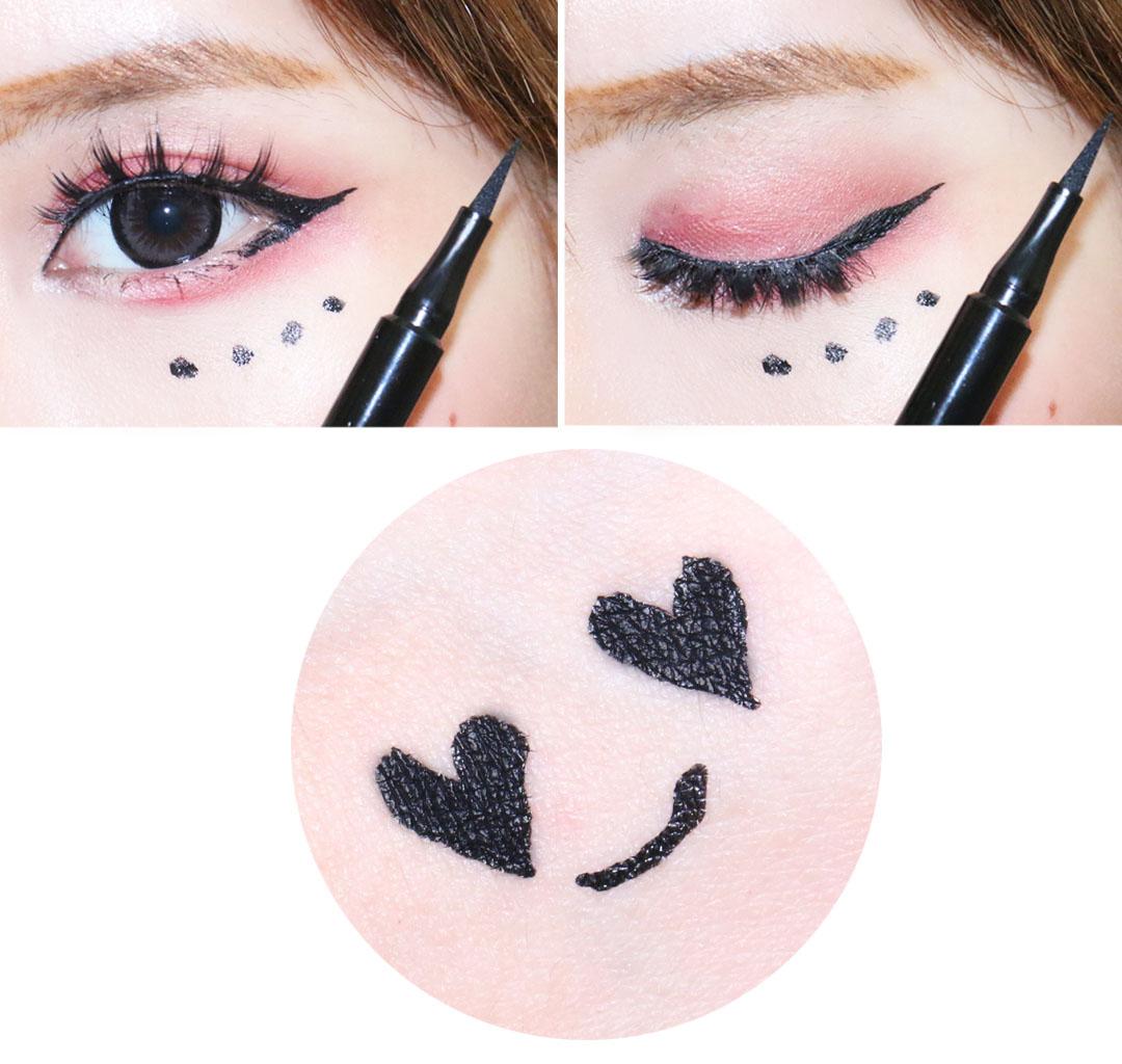 Blog Jill Beauty Eye Brow Brown Pencil Dan Gel Liner Silver Eyeliner Lokal Bagus Di Bawah 100 Ribu
