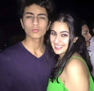 Ibrahim Ali Khan Family Wife Son Daughter Father Mother Marriage Photos Biography Profile.