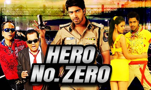 Hero No. Zero (2016) Worldfree4u - 300MB Hindi Dubbed 480p HDRip - Khatrimaza