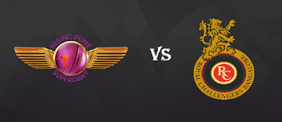 Match 34 RPS vs RCB IPL 2017