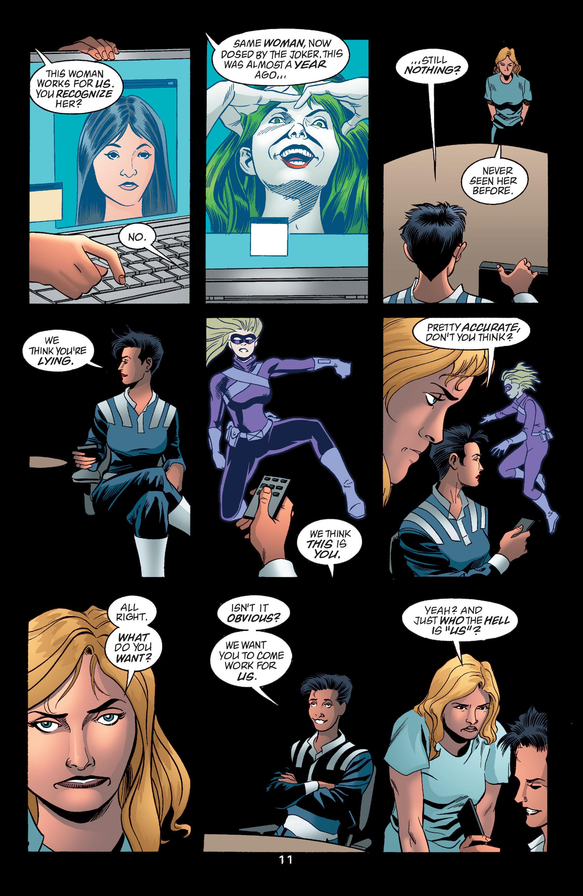 Detective Comics (1937) 774 Page 11
