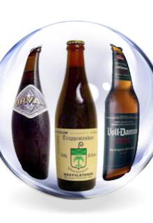 Las 3 cervezas más sobrevaloradas del mundo