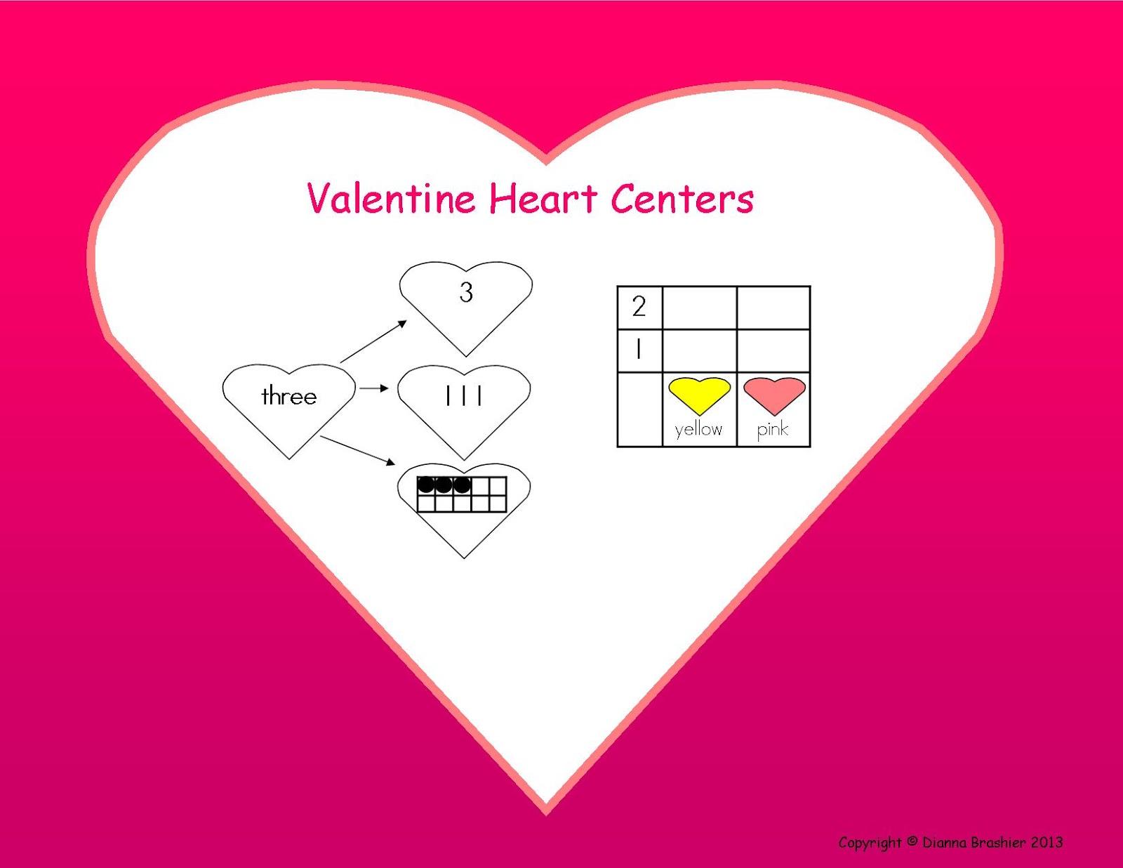 Teachers R Us Valentine Center Ideas