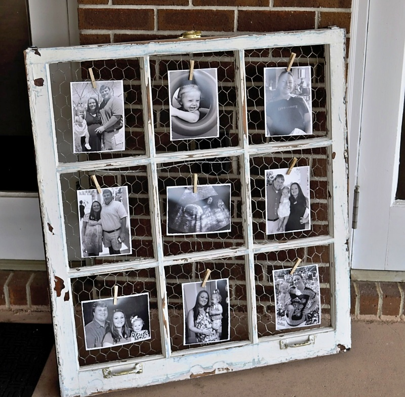 Diy Craft Projects Using Old Vintage Windows And Doors