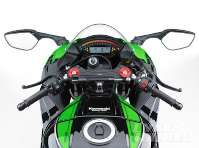 2016 Kawasaki Ninja ZX-10R speedomitor