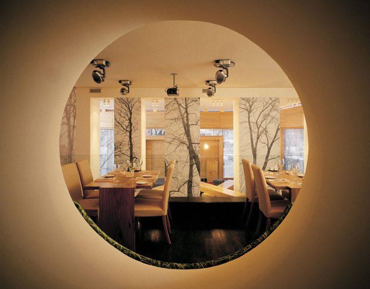 thiết kế nội thất quán cafe độc đáo 6