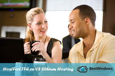Compare ASP.NET Hosting, Who is the Best? - HostForLIFE.eu VS Lithium Hosting