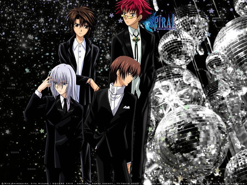 Cool Anime Desktop Backgrounds Moonlight Summoner S Sekai Spiral The Bonds Of