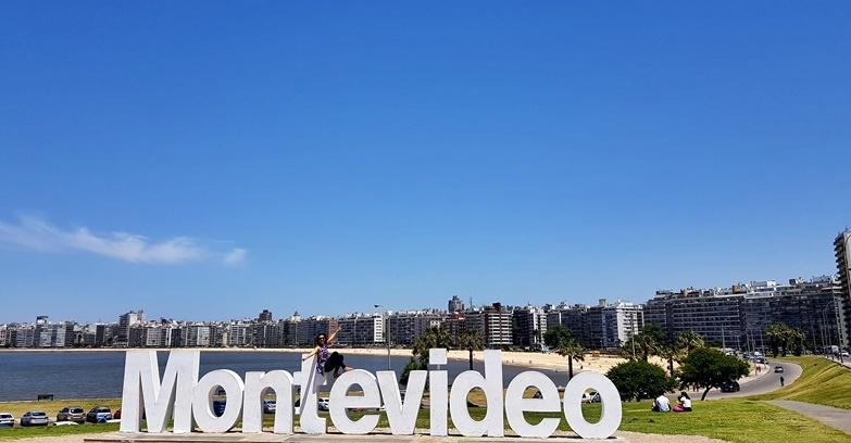 Letreiro Montevideo, Principais pontos turísticos de Montevidéu