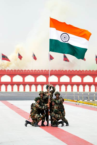 Indian Army Independence Day 2019 photos