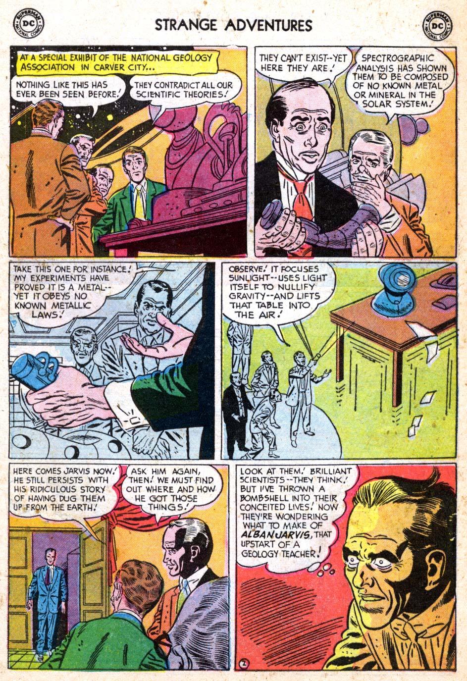 Strange Adventures (1950) issue 25 - Page 29