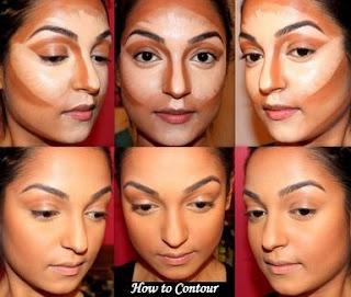 Cara Membuat Hidung Mancung dengan Makeup