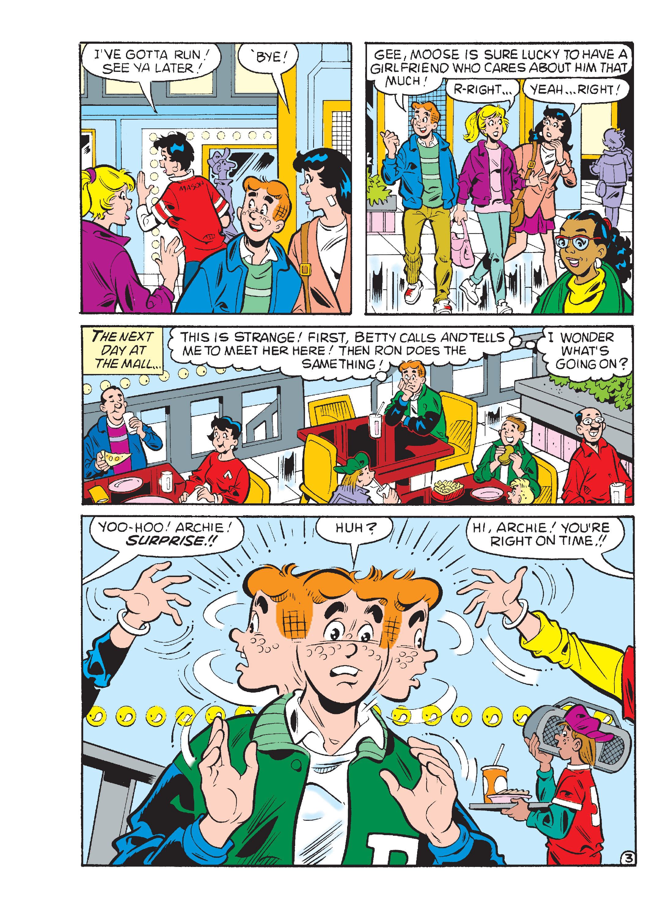 Read online Archie 1000 Page Comics Blowout! comic -  Issue # TPB (Part 4) - 230