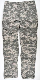 New USGI Army Military FRACU Flame Resistant ACU Rip Stop Pants