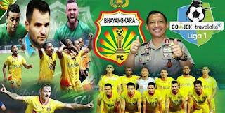 Bhayangkara FC Gagal Tampil di Liga Champions Asia