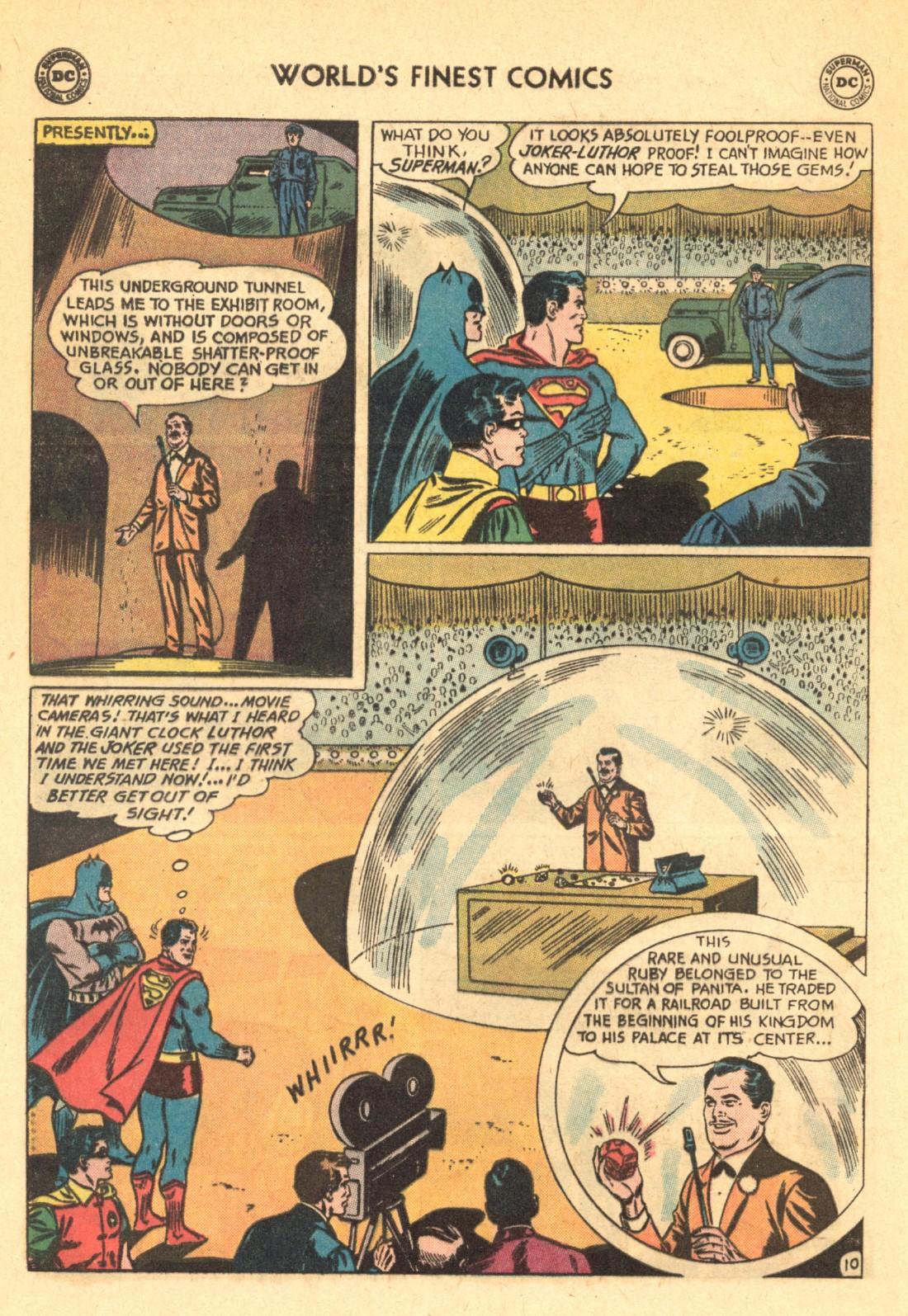 Read online World's Finest Comics comic -  Issue #129 - 12