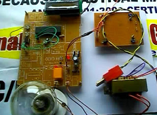 Automatic Room Light Controller with Visitor Counter using Microcontroller