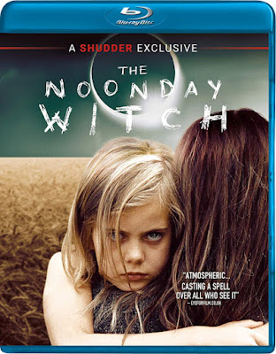 The Noonday Witch 2016 Bluray