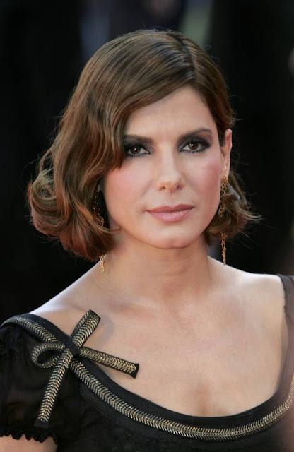 Celebrity Hairstyle Haircut Ideas: Sandra Bullock Hairstyles