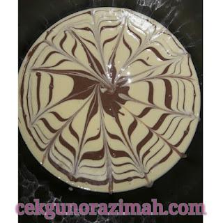 resepi kek marble, kek marble noxxa