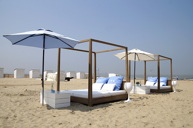 Ynas Design Blog | Am Strand von Knokke Heist
