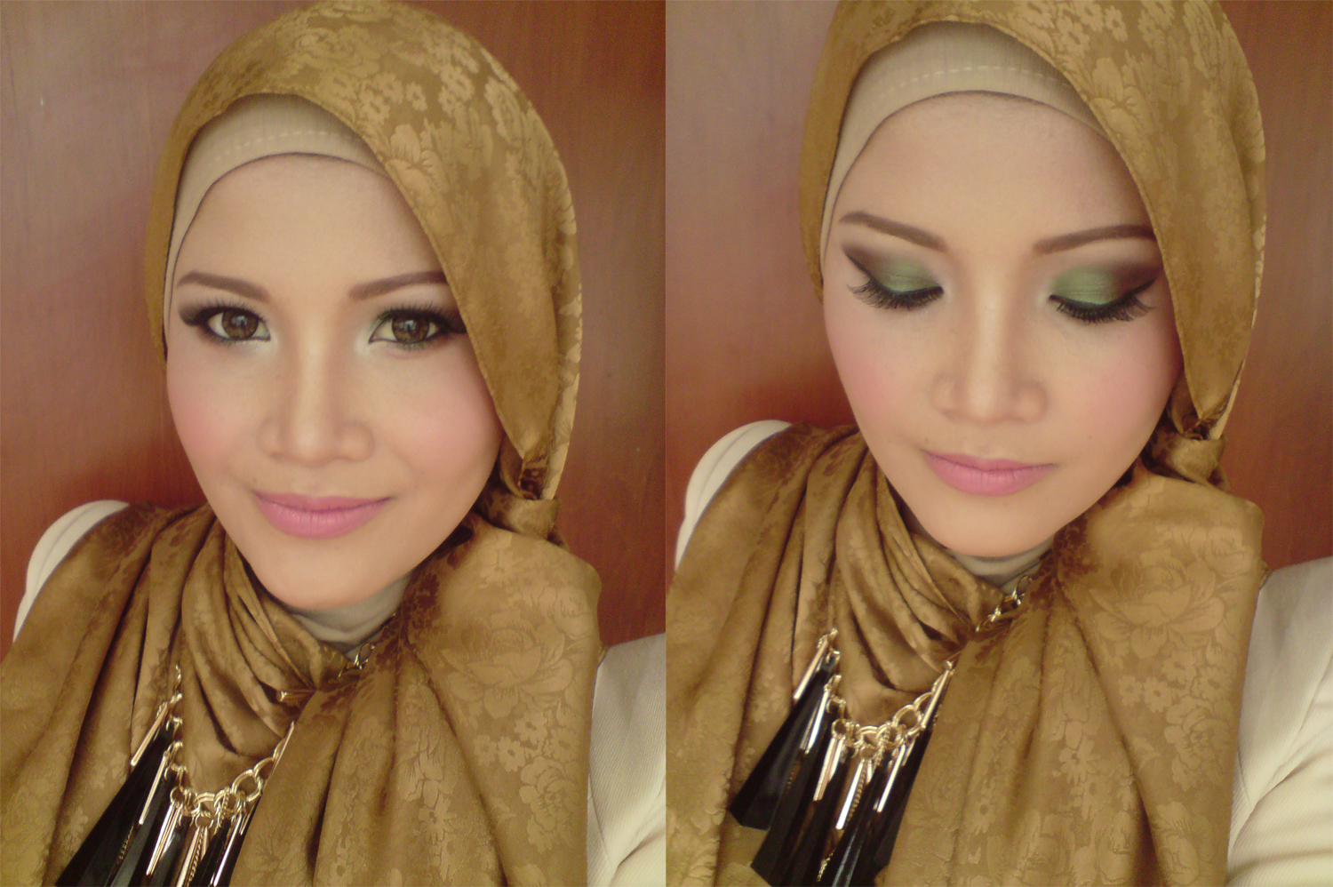 Tutorial Make Up Pesta Simple U2013 Saubhaya Makeup