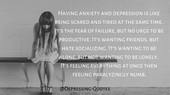 Depressing Quotes Which Can Relates Your Life Depression Quotes