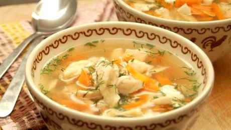 how to make Chicken Soup Recipe - Quick& Easy