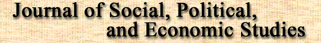 Journal of Social, Political, and Economic Studies