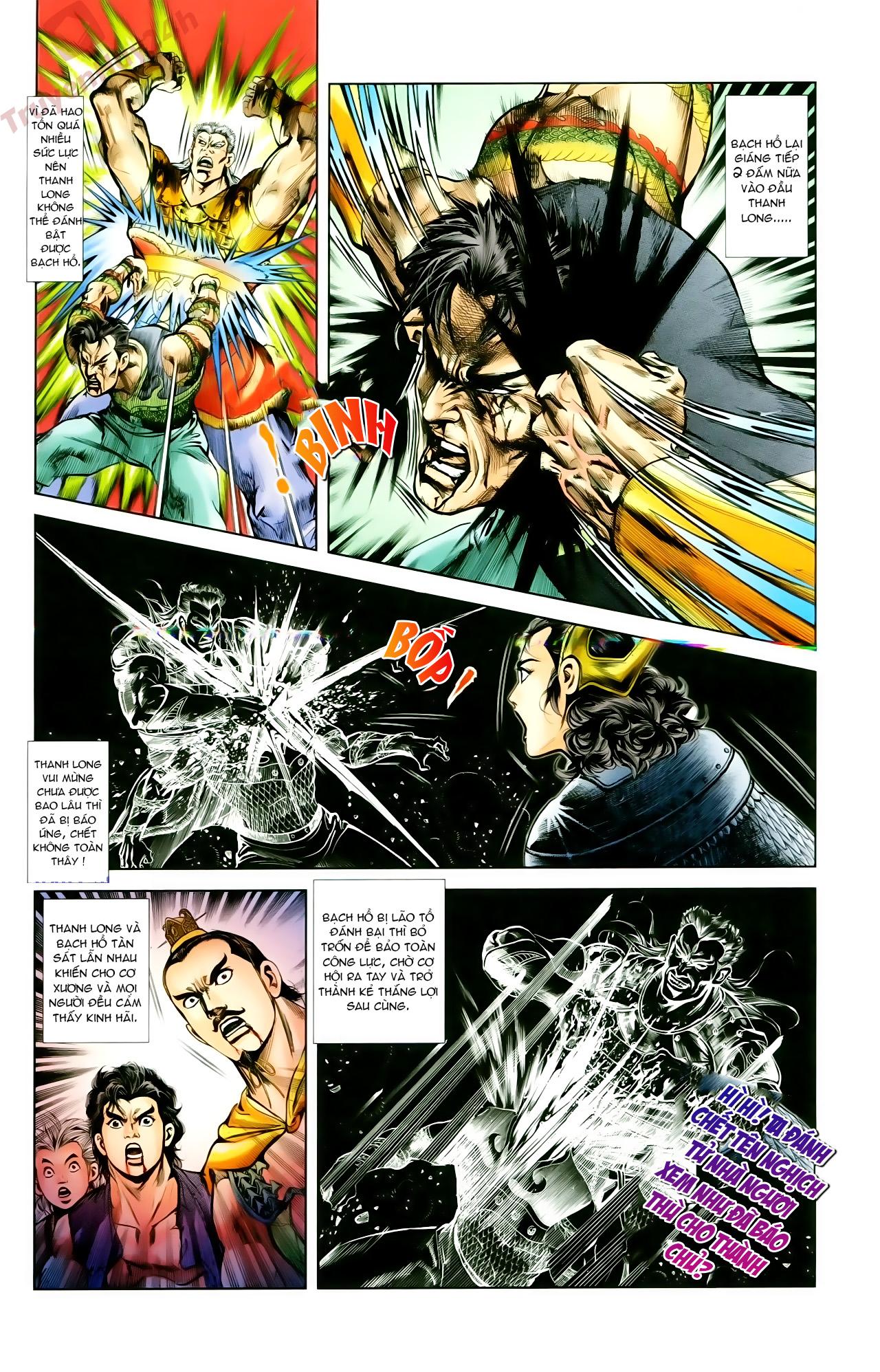 Cơ Phát Khai Chu Bản chapter 66 trang 27