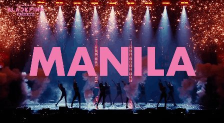 BLACKPINK in Your Area World Tour 2019 Manila 19.02.02