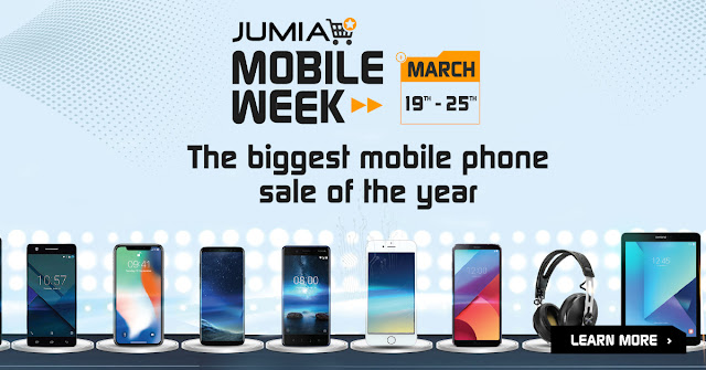 Jumia Mobile Week price reduction