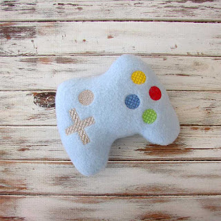 soft play game controller from anns craft house on etsy