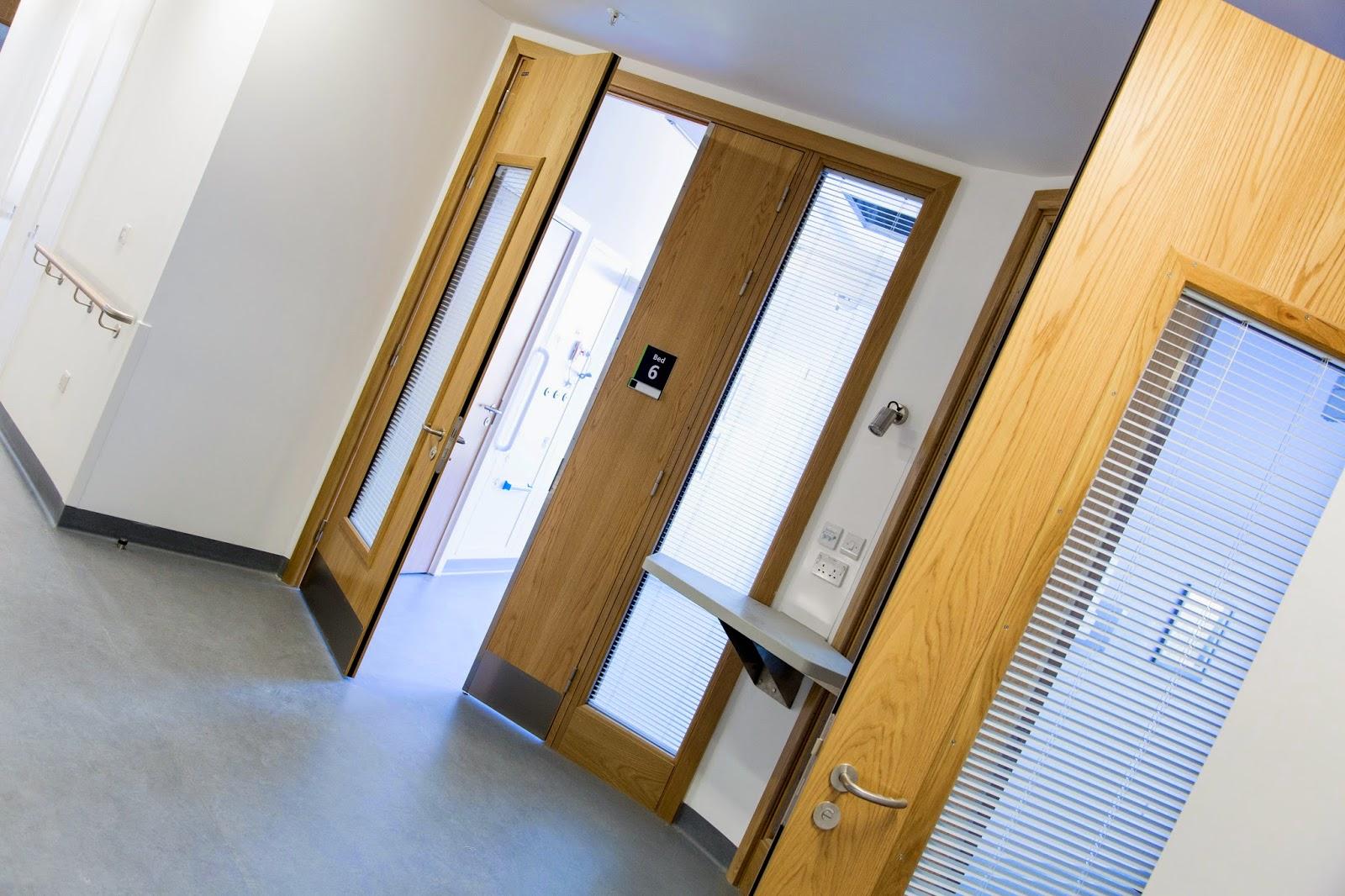 The Door Industry Journal Comprehensive Doorset Service