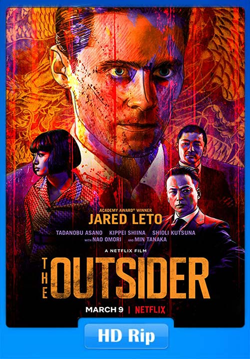 The Outsider 2018 720p WEB-DL | 350MB 480p | 180MB HEVC Poster